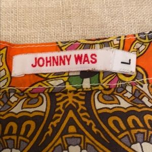 Johnny Was Tops - Johnny Was Tunic